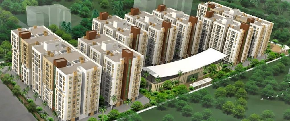 Project Image of 1000.0 - 1462.0 Sq.ft 2 BHK Apartment for buy in Ridge Ridge Towers