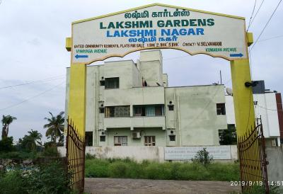 Gallery Cover Pic of DLS Lakshmi Garden