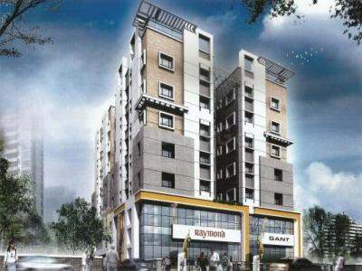 Project Image of 1905 - 2135 Sq.ft 3 BHK Apartment for buy in Pyramid Spaciana
