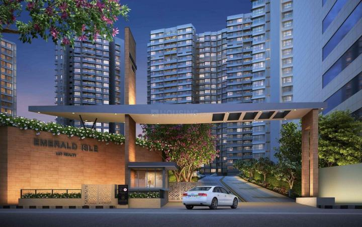 Project Image of 641.72 - 1613.31 Sq.ft 2 BHK Apartment for buy in Emerald Isle Phase II