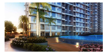 Gallery Cover Image of 729 Sq.ft 1 BHK Apartment for buy in Marathon Nexzone Cedar 1, Panvel for 4290000