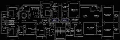 Project Image of 0 - 2275 Sq.ft 4 BHK Apartment for buy in Lokhandwala Imperial Heights