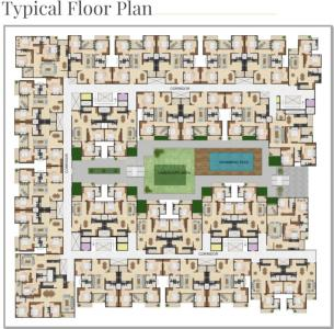 Project Image of 1131.0 - 1533.0 Sq.ft 2 BHK Apartment for buy in Lewis Glorious A2