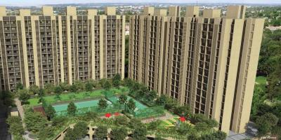Gallery Cover Image of 650 Sq.ft 1 BHK Apartment for rent in Rustomjee Avenue G, Virar West for 6500