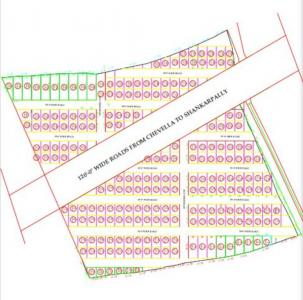 Project Image of 1089.0 - 6894.0 Sq.ft Residential Plot Plot for buy in Evergreen Farm Lands