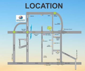 Project Image of 500.0 - 2000.0 Sq.ft Shop Shop for buy in Airwil Intellicity