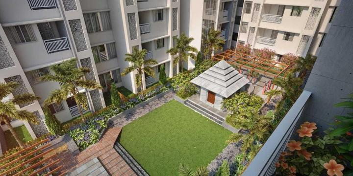 Project Image of 265.0 - 600.0 Sq.ft 1 BHK Apartment for buy in Excellaa Panama Park