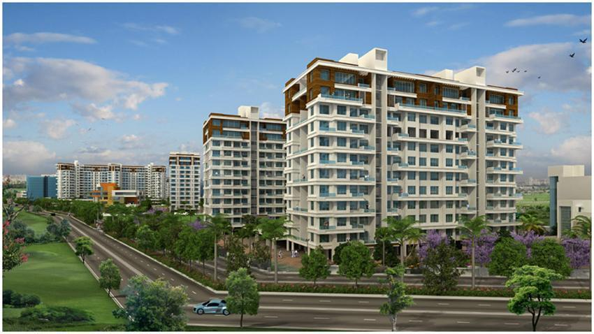 Project Image of 950.0 - 1253.0 Sq.ft 2 BHK Apartment for buy in Phadnis Altai