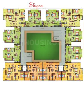 Project Image of 824.32 - 1759.49 Sq.ft 2 BHK Apartment for buy in BALPRADA Hari Nagar Group Housing
