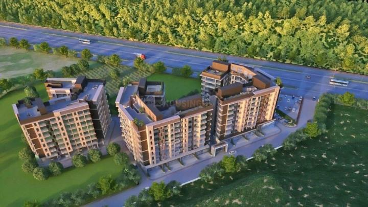 Project Image of 353.0 - 589.0 Sq.ft 1 BHK Apartment for buy in Tulsi Tulsi Nisarg
