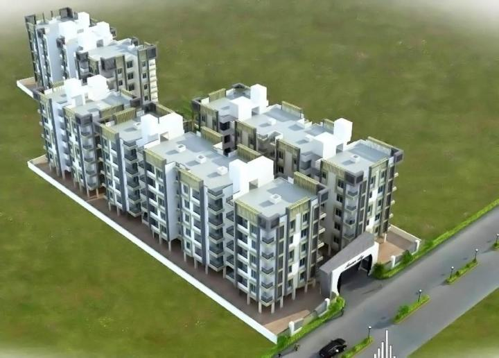 Project Image of 765.0 - 1152.0 Sq.ft 1 BHK Apartment for buy in Aman Aman City