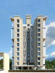 Gallery Cover Image of 530 Sq.ft 1 BHK Apartment for rent in Malkani Bon Vivant, Mundhwa for 15000