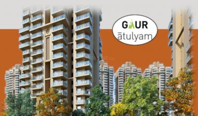 Gallery Cover Image of 955 Sq.ft 2 BHK Apartment for buy in Gaursons Atulyam Phase 1, Omicron I Greater Noida for 3100000
