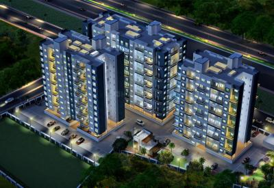 Project Image of 287 - 336 Sq.ft 1 BHK Apartment for buy in The TCG Panorama Phase II Bldg B