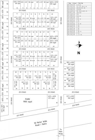 Project Image of 900.0 - 1620.0 Sq.ft Residential Plot Plot for buy in Shy Whales Sky Land