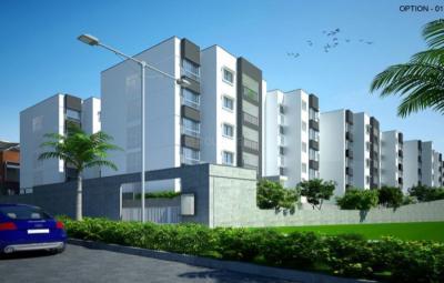 द लेक व्यू एड्रेस अपार्टमेंट्स में खरीदने के लिए 432 - 1588 Sq.ft 1 BHK अपार्टमेंट प्रोजेक्ट  की तस्वीर