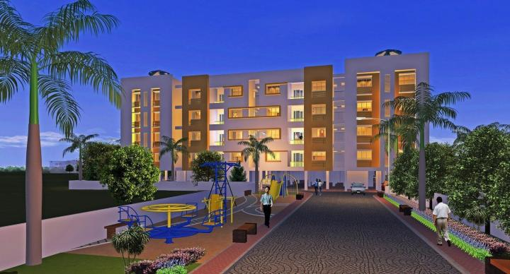 Project Image of 995.0 - 1407.0 Sq.ft 2 BHK Apartment for buy in Rajkham Silver Crest
