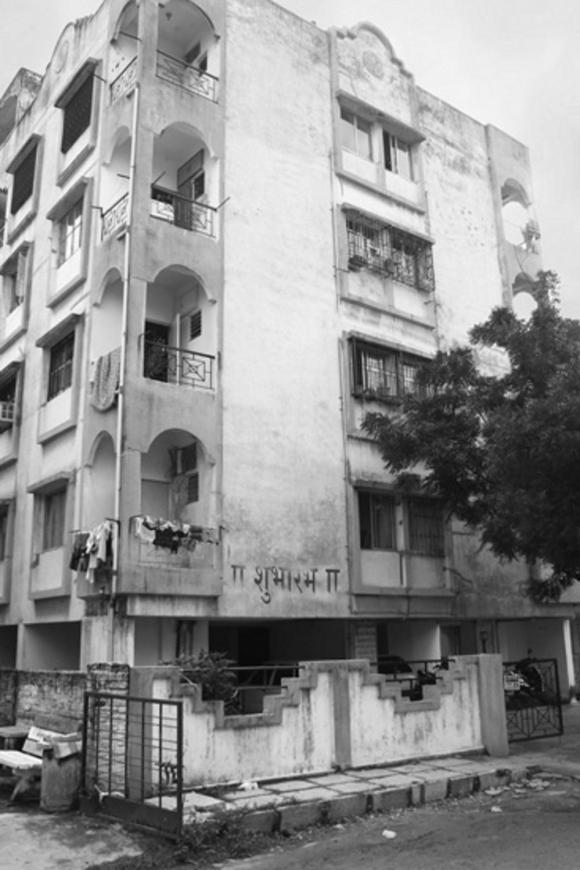 Project Image of 0 - 990 Sq.ft 2 BHK Apartment for buy in Aaryan Shubharambh Apartment