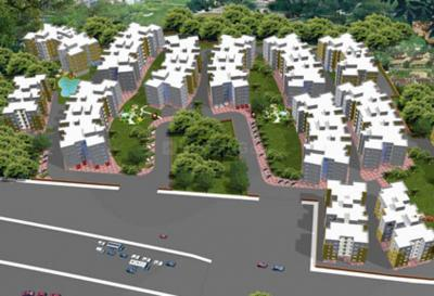 Gallery Cover Image of 800 Sq.ft 2 BHK Apartment for rent in Heritage Belghoria Housing, Birati for 10000