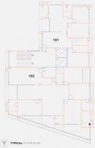 Project Image of 524.09 - 2004.67 Sq.ft 1 RK Apartment for buy in Aarmor Aaradhya