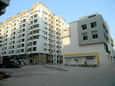 Gallery Cover Image of 1464 Sq.ft 3 BHK Apartment for rent in Manjeera Diamond Towers, Nallagandla for 22000