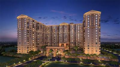 Project Image of 985.0 - 1961.0 Sq.ft 2 BHK Apartment for buy in Casagrand First City
