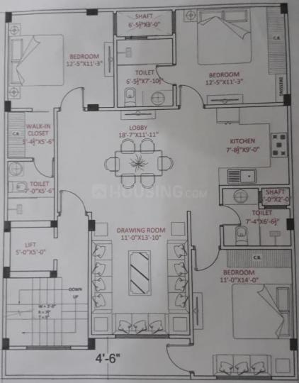 Project Image of 350 - 650 Sq.ft 1 BHK Apartment for buy in B M Home