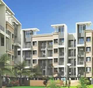 Project Image of 304 - 469 Sq.ft 1 RK Apartment for buy in Raj Sharon Garden