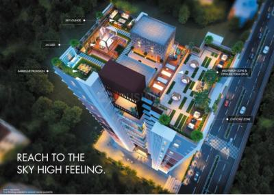 Project Image of 807.0 - 926.0 Sq.ft 2 BHK Apartment for buy in Sumit Garden Grove