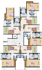 Gallery Cover Image of 1200 Sq.ft 2 BHK Apartment for rent in Happy Home Sarvodaya Bali, Devicha Pada for 13999