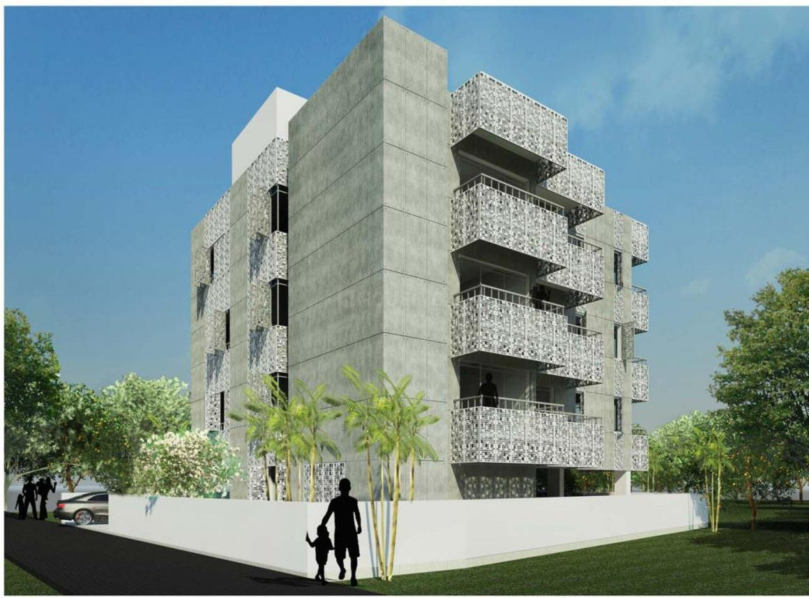 Project Image of 0 - 2450.0 Sq.ft 3 BHK Apartment for buy in Chaitanya Banyan View