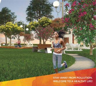 Gallery Cover Image of 625 Sq.ft 1 BHK Apartment for buy in Joy at Shriram Temple Bells, Perumanttunallur for 2400000