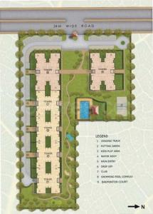 Project Image of 1116.0 - 1530.0 Sq.ft 2 BHK Apartment for buy in Paarth Pal Greens