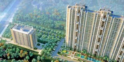 Project Image of 1058.0 - 2021.0 Sq.ft 2 BHK Apartment for buy in Emami Tejomaya