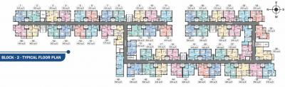 Project Image of 342.0 - 657.0 Sq.ft 1 BHK Apartment for buy in Arun Excello Urmika