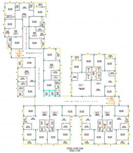 Project Image of 690.0 - 1350.0 Sq.ft 2 BHK Apartment for buy in Nabaudyog Shantiniketan
