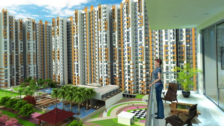 Project Image of 845.0 - 1145.0 Sq.ft 2 BHK Apartment for buy in Amrapali Riverview