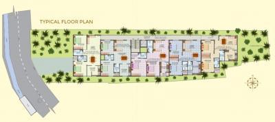 Project Image of 1088 - 1170 Sq.ft 2 BHK Apartment for buy in Tejashree Sapthagiri Nilayamu