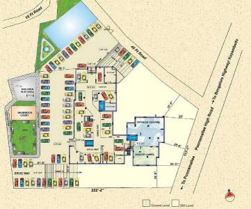 Project Image of 950 - 1375 Sq.ft 2 BHK Apartment for buy in Jamals Luxor