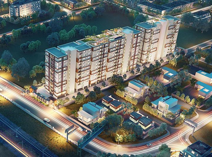 Project Image of 1195 - 2345 Sq.ft 2 BHK Apartment for buy in Lifestyle Param