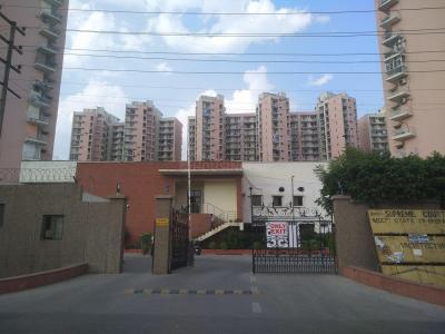 Gallery Cover Image of 1650 Sq.ft 3 BHK Apartment for rent in Supreme Tower, Sector 99 for 14000