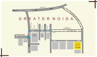 Gallery Cover Image of 1725 Sq.ft 3 BHK Apartment for rent in PI Greater Noida for 10500
