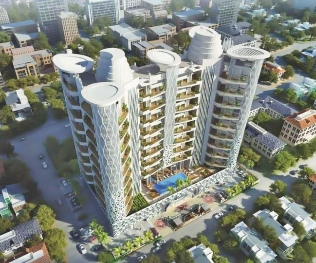 Project Image of 2088.0 - 3145.0 Sq.ft 3 BHK Apartment for buy in Kundan Emirus