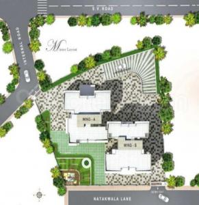 Project Image of 350 - 848 Sq.ft 1 BHK Apartment for buy in Vas Pushp Vinod 8