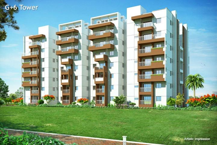 Project Image of 1645.0 - 1725.0 Sq.ft 3 BHK Apartment for buy in Accurate Wind Chimes