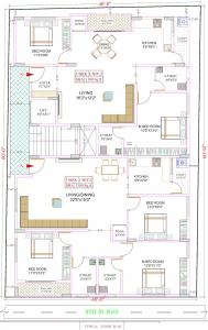 Project Image of 0 - 1100.0 Sq.ft 2 BHK Apartment for buy in Lucky Homes
