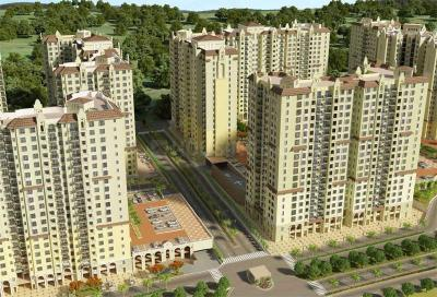 Gallery Cover Image of 1800 Sq.ft 3 BHK Apartment for rent in DLF Westend Heights, Akshayanagar for 25000
