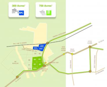 Project Image of 2160.0 - 3600.0 Sq.ft Residential Plot Plot for buy in Vatika Express City Plots