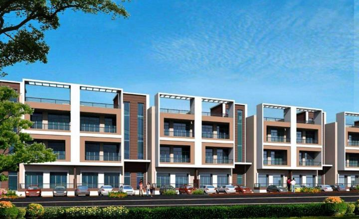 Project Image of 860 - 1700 Sq.ft 3 BHK Apartment for buy in Mapsko City Homes