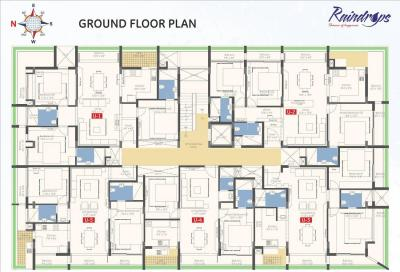 Project Image of 1039 - 1738 Sq.ft 2 BHK Apartment for buy in Redtree Raindrops